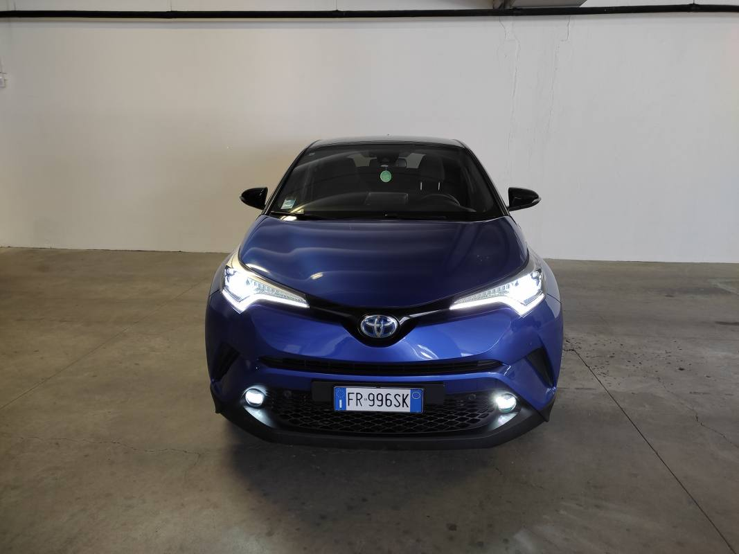 toyota TOYOTA C-HR 1.8H (122CV) E-CVT Trend Sport utility vehicle 5-door (Euro 6.2)