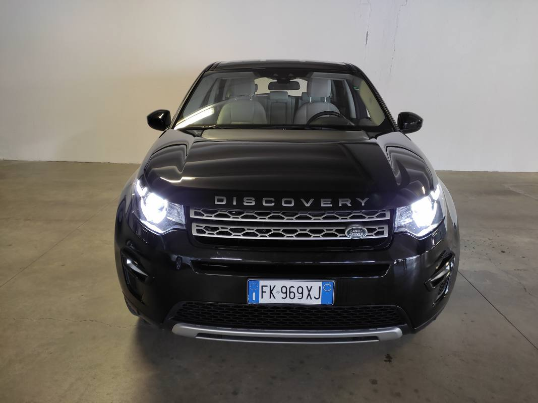 land-rover LAND ROVER DISCOVERY SPORT 2.0 TD4 180cv HSE 4WD Sport utility vehicle 5-door