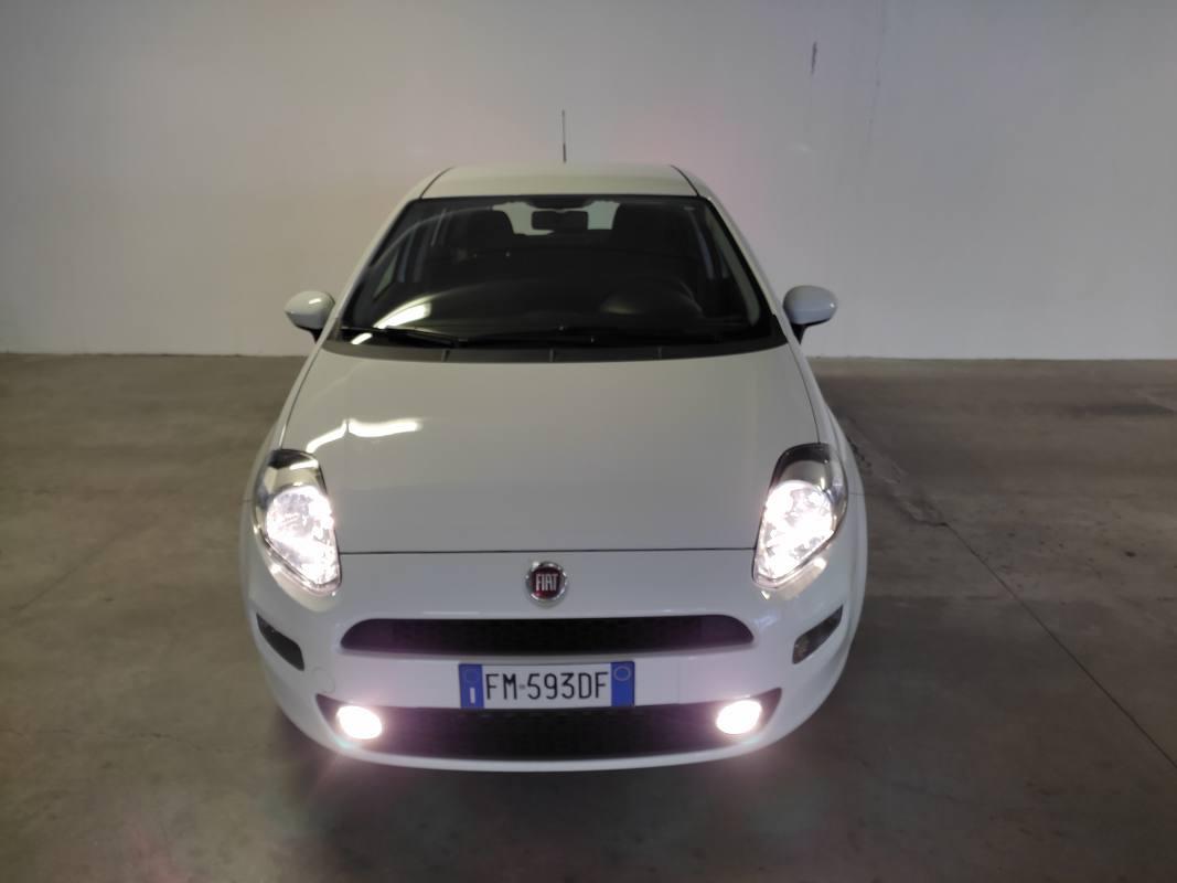 fiat FIAT PUNTO 1.3 MultiJet Street 95cv S&S EU6 Hatchback 5-door