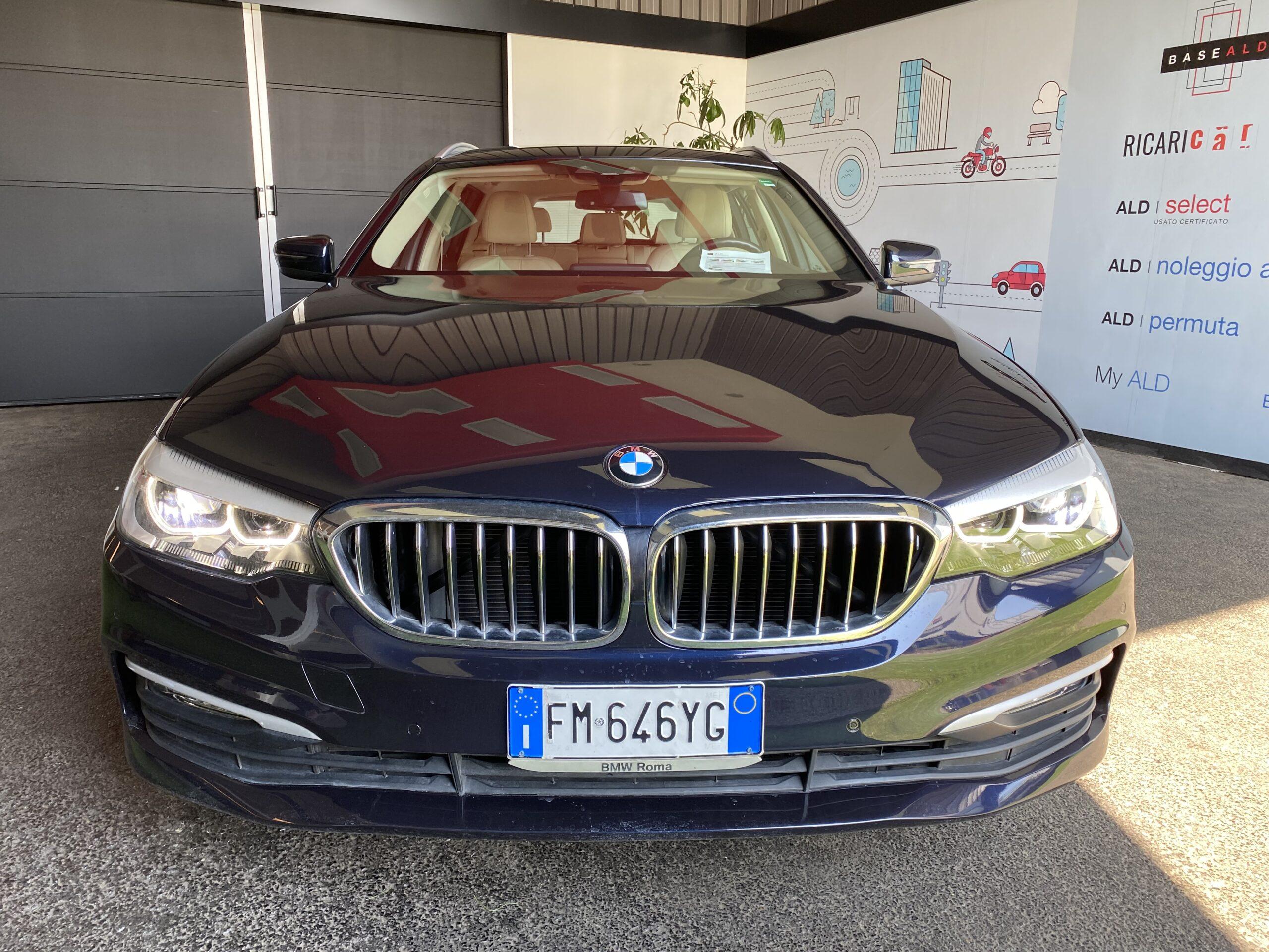 bmw BMW SERIE 5 520d Business Touring SW 5-door