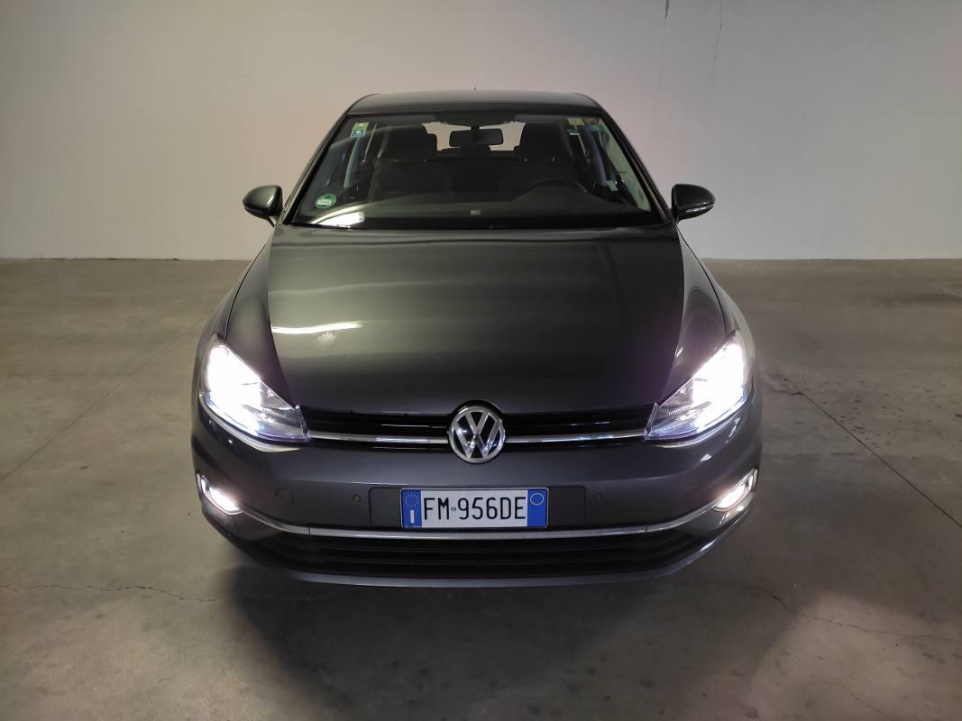 volkswagen VOLKSWAGEN GOLF 1.6 TDI Business BMT DSG Hatchback 5-door