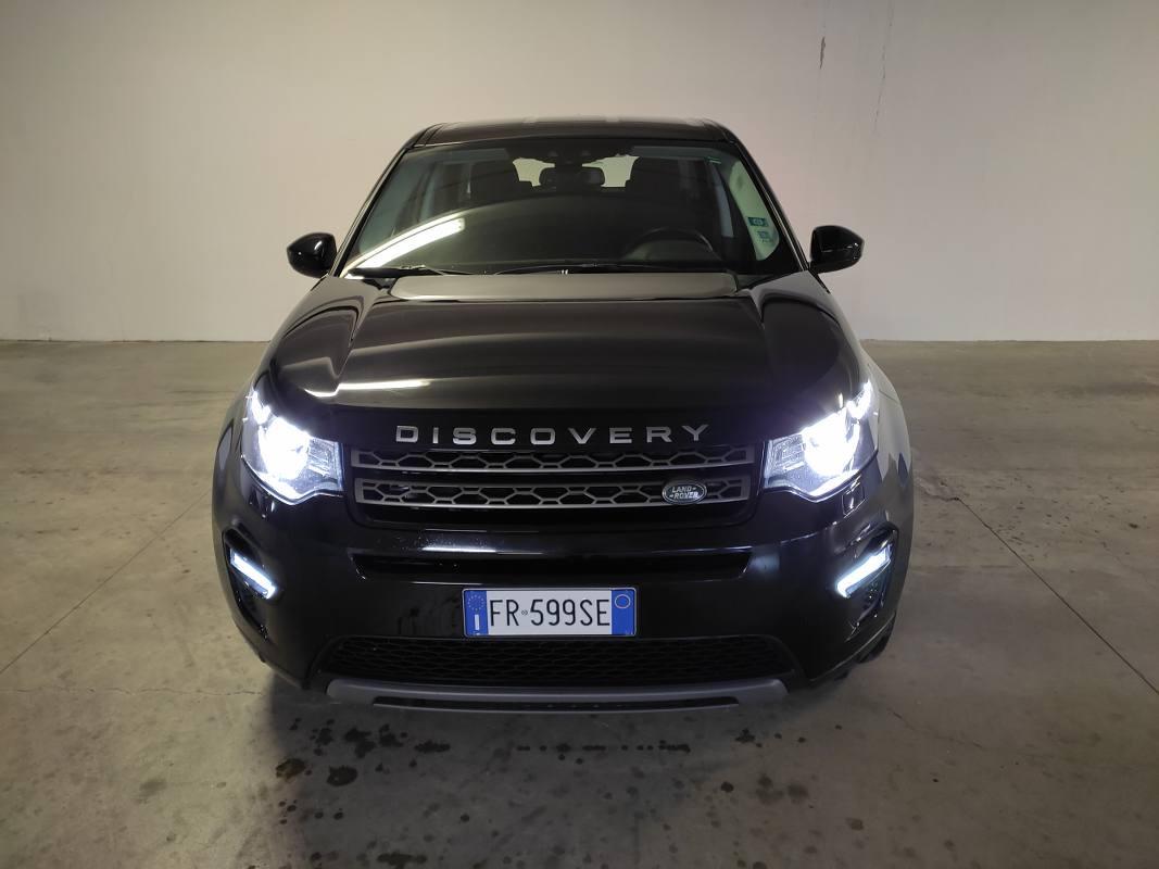 land-rover LAND ROVER DISCOVERY SPORT 2.0 TD4 150cv Bus. Ed. Premium Auto SE Sport utility vehicle 5-door (Euro 6)